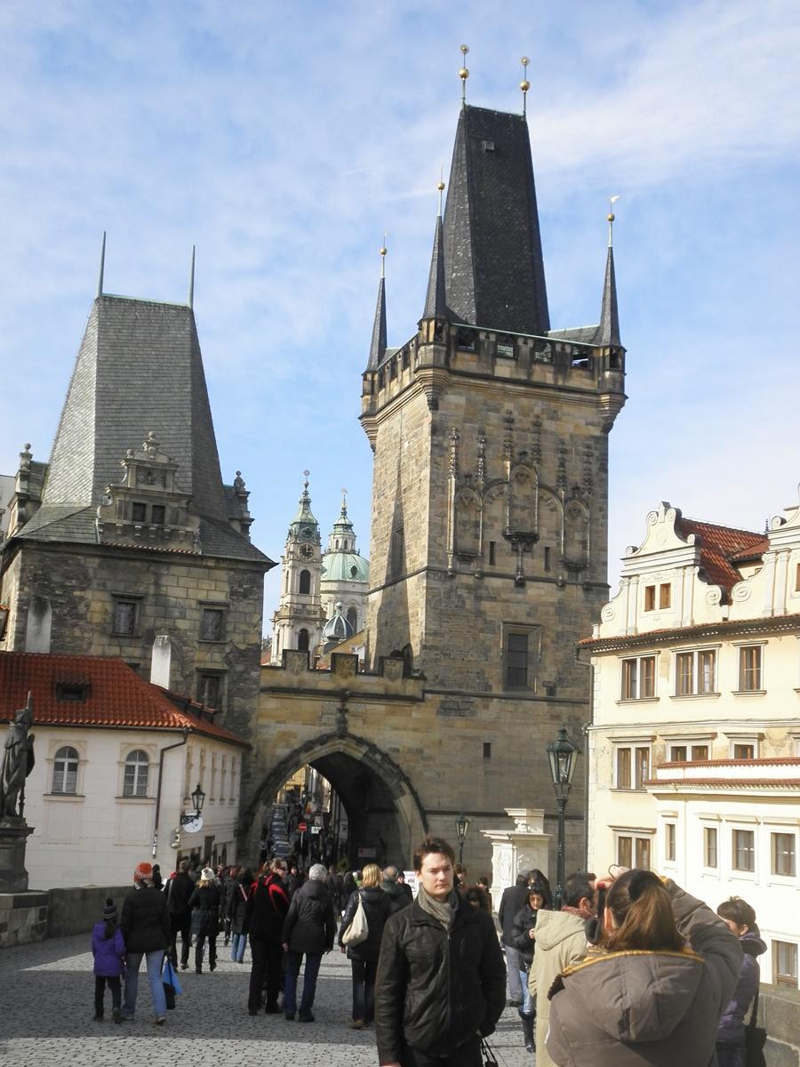 Karlsbrücke Prag 1