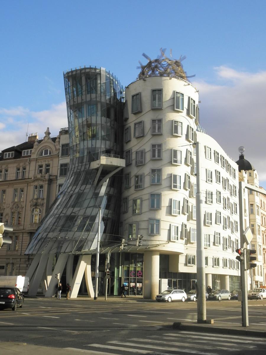 Prag Das tanzende Haus
