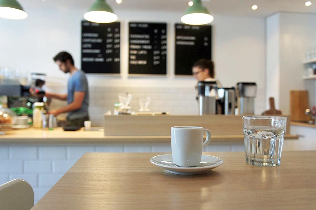 Die Brüher Linz Austria Coffee