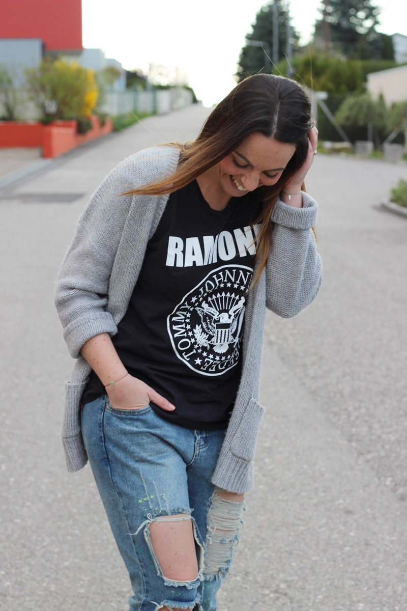 Outfit Ohdelally Linz Ramones13