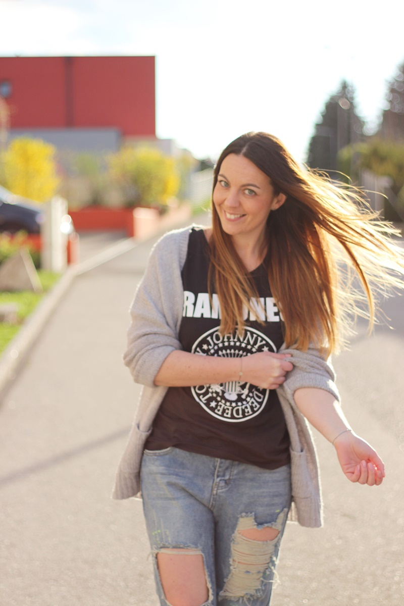 Outfit Ohdelally Linz Ramones9