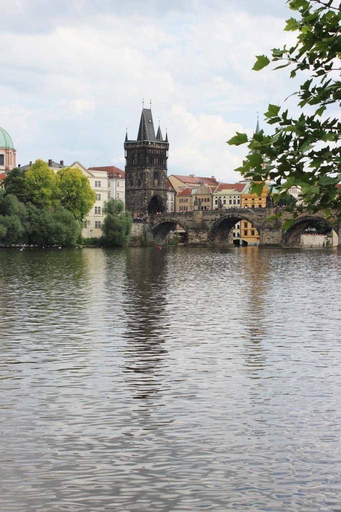 Prager Kleinseite, Karlsnrücke Prag