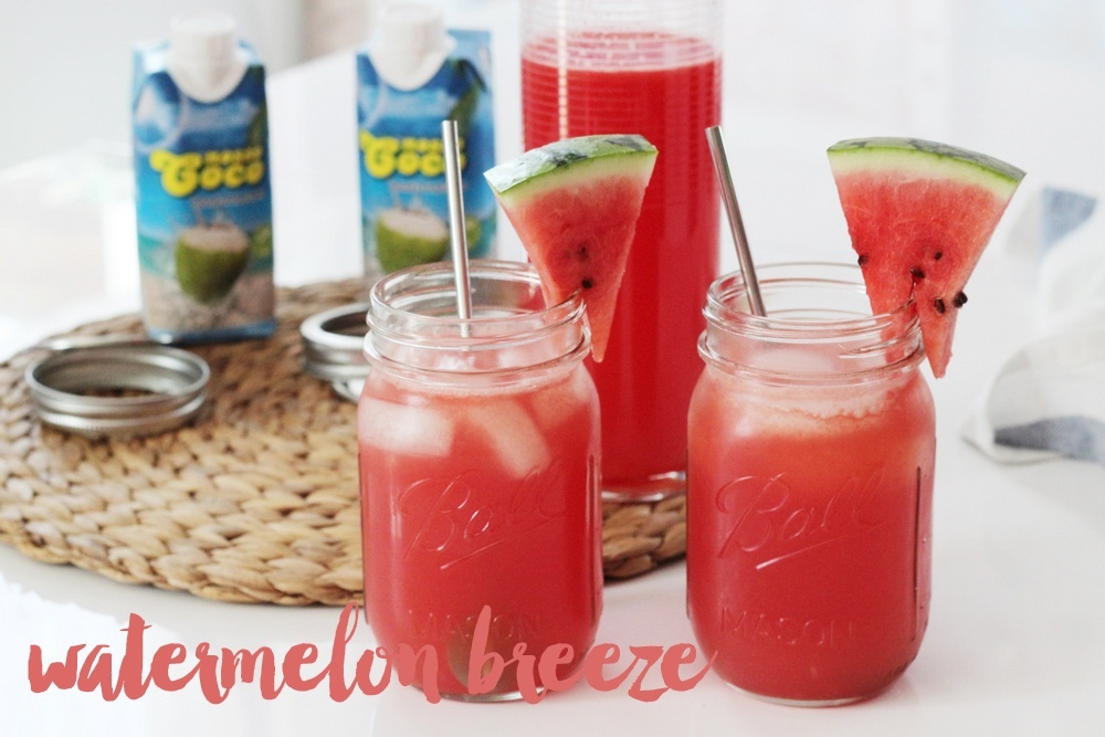 Recipe: Watermelon Breeze