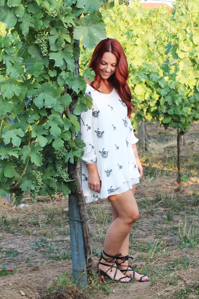 In the Vineyards Langenlois Outfit 13