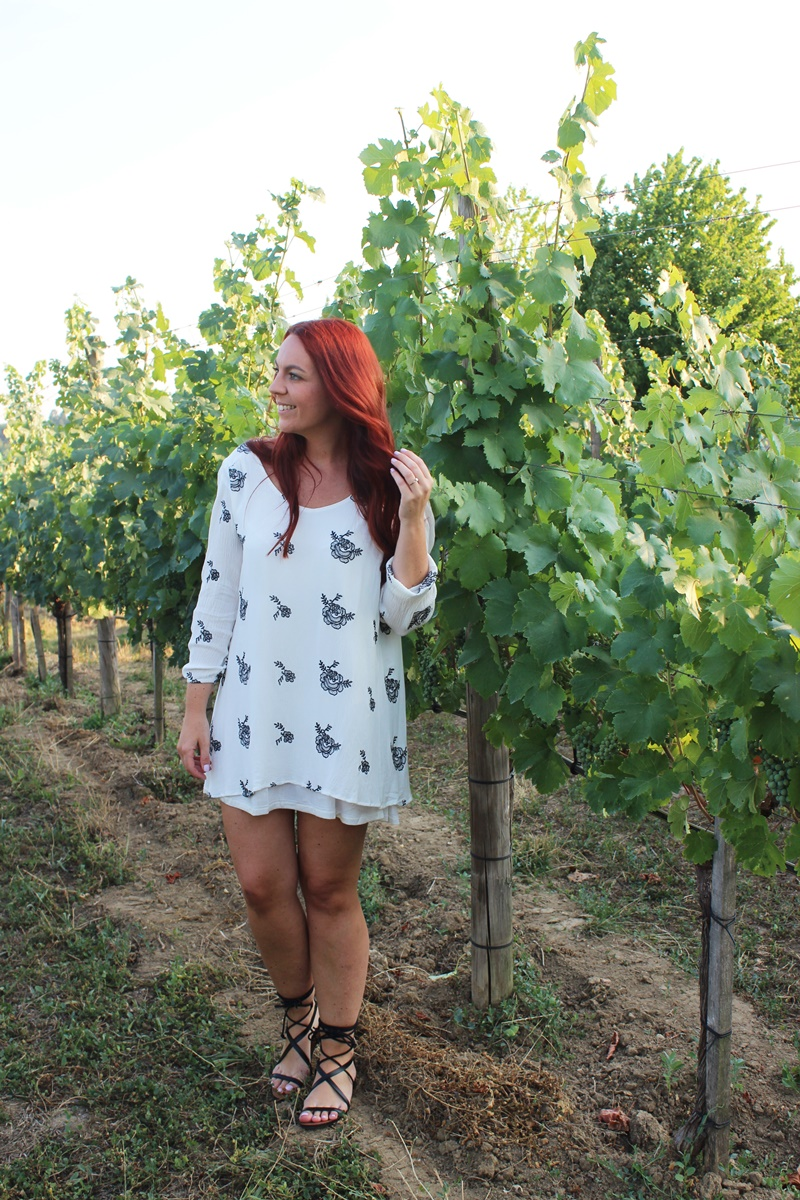 In the Vineyards Langenlois Outfit 7