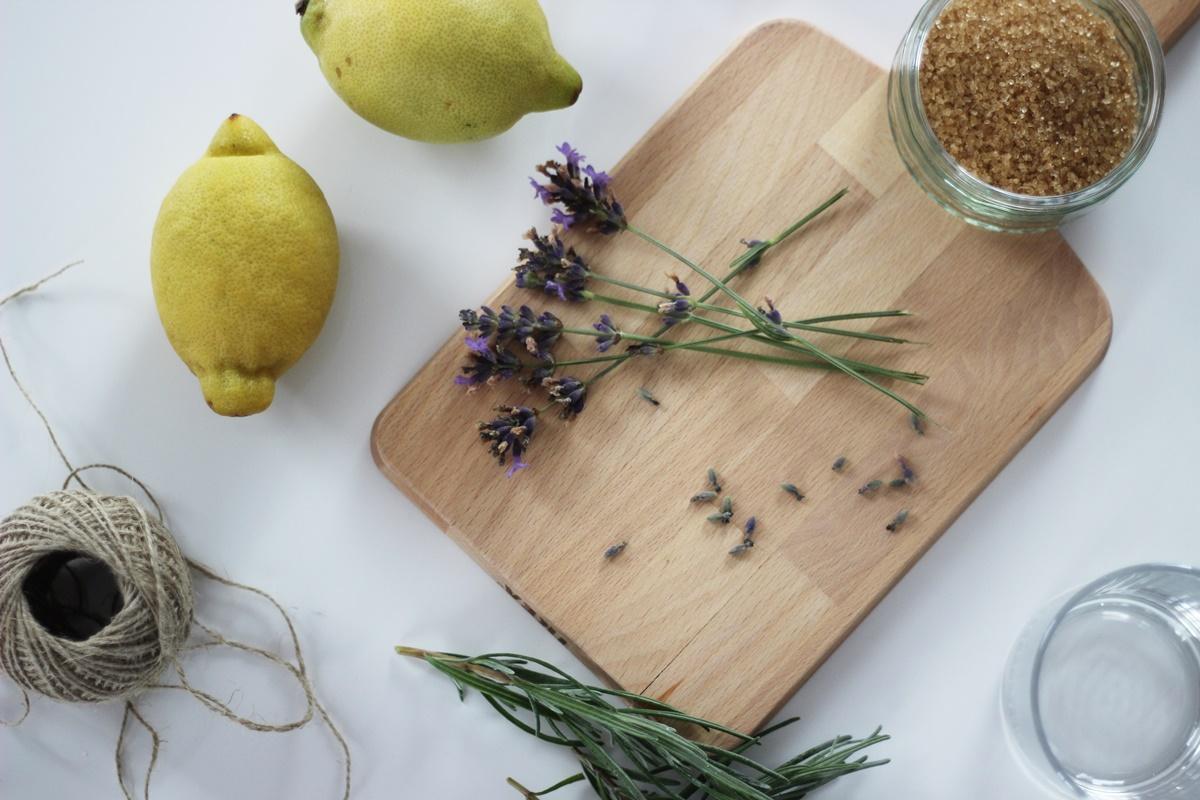 Recipe Lavendel Limonade 1