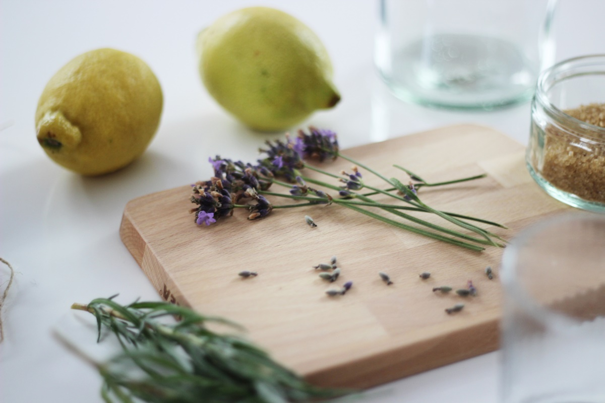 Recipe Lavendel Limonade 2