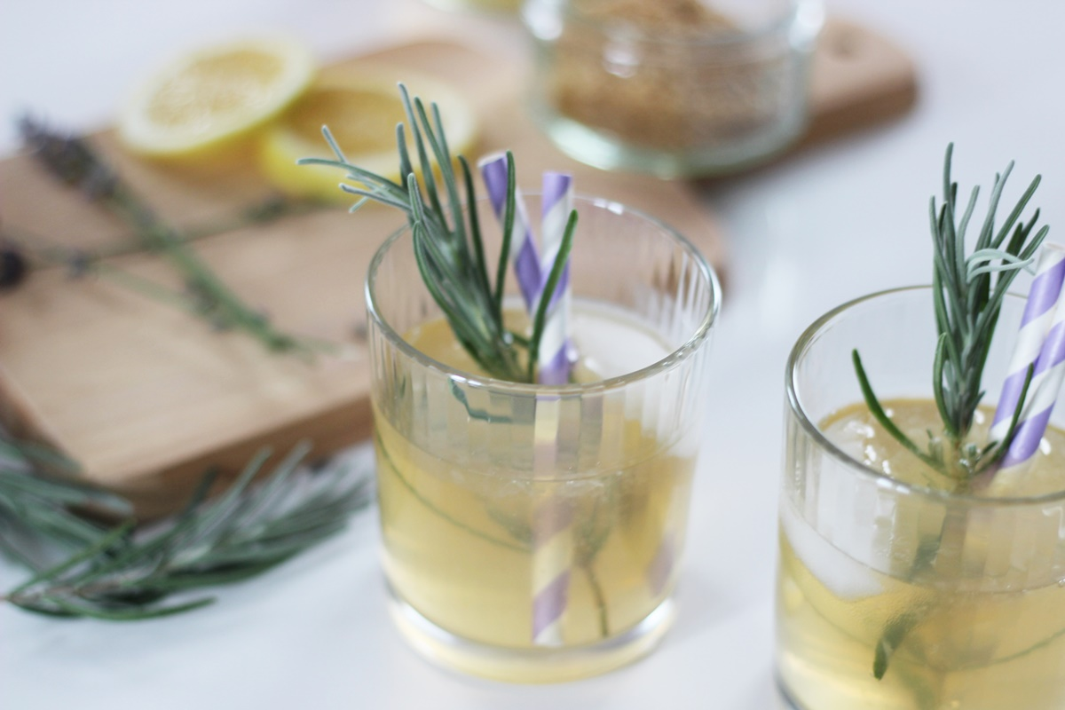 Recipe Lavendel Limonade 9