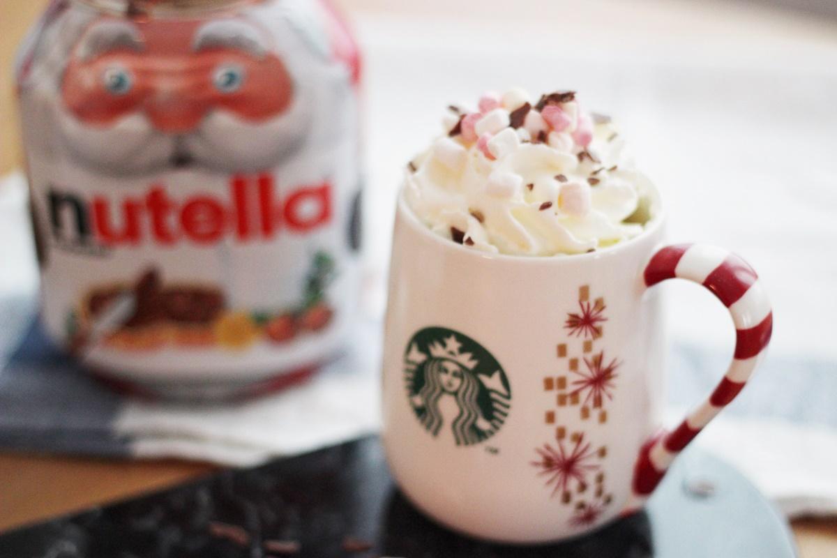 Nutella Hot Chocolate Recipe 3