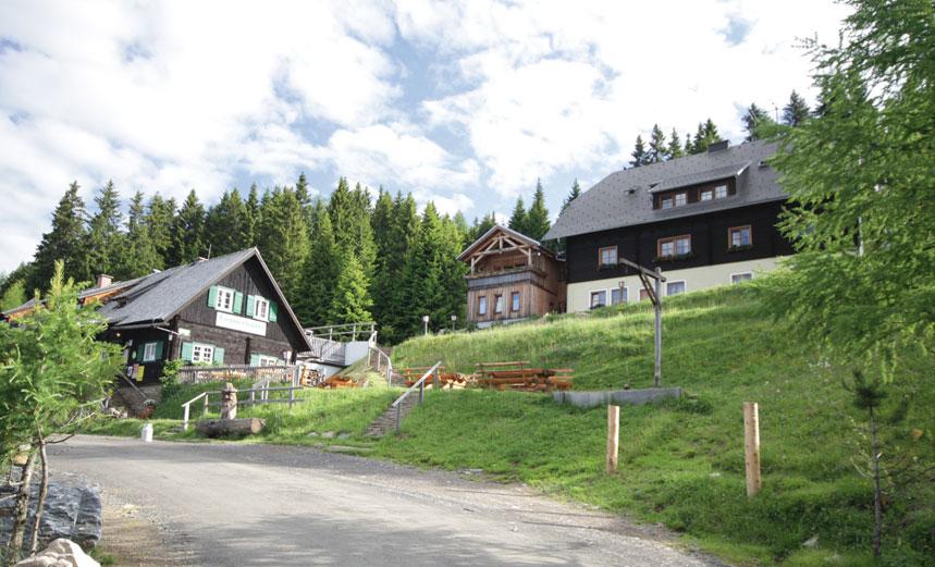 1_Wanderurlaub_Steiermark_Zirbitzkogel_Tonnerhuette