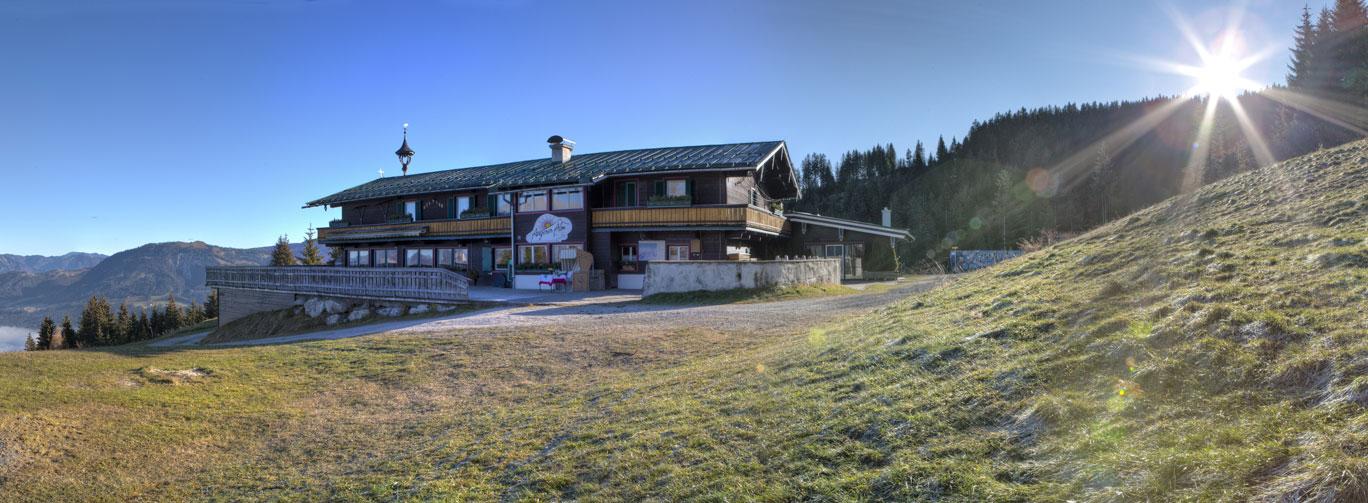 Angerer Alm, Tirol 1