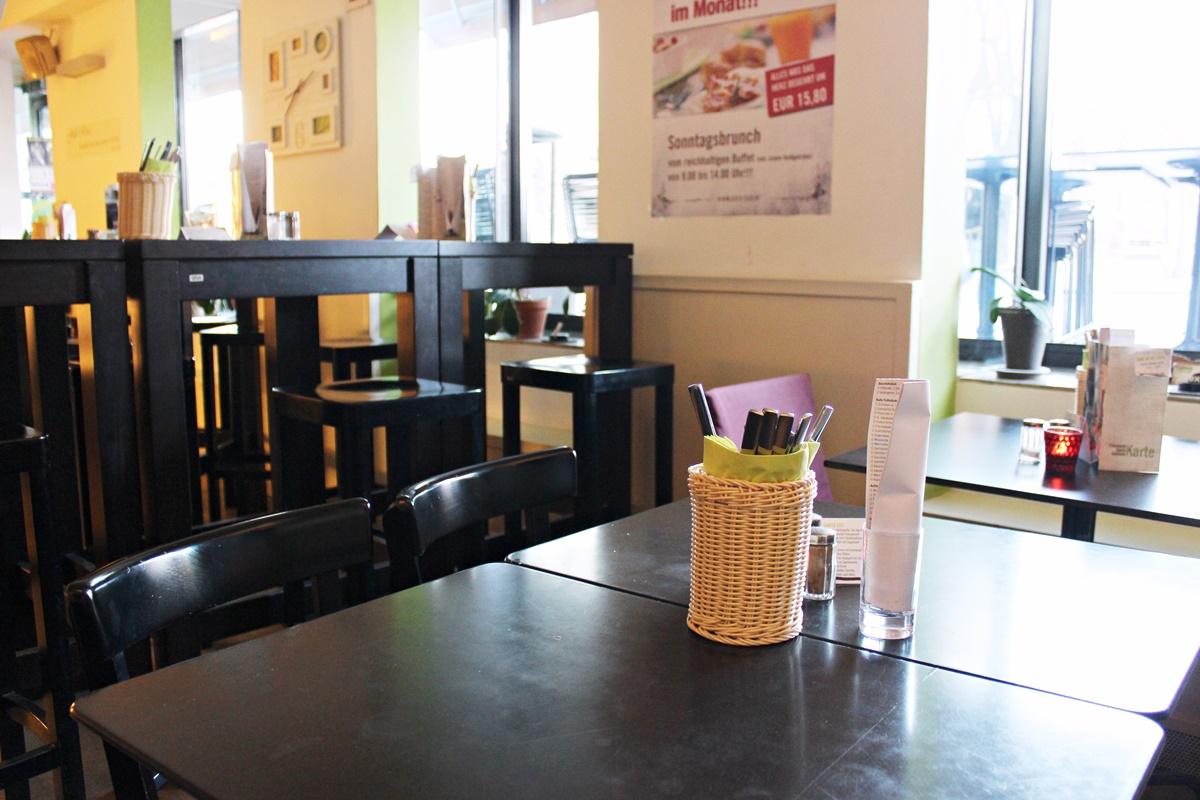 Cafe Exx Linz 1