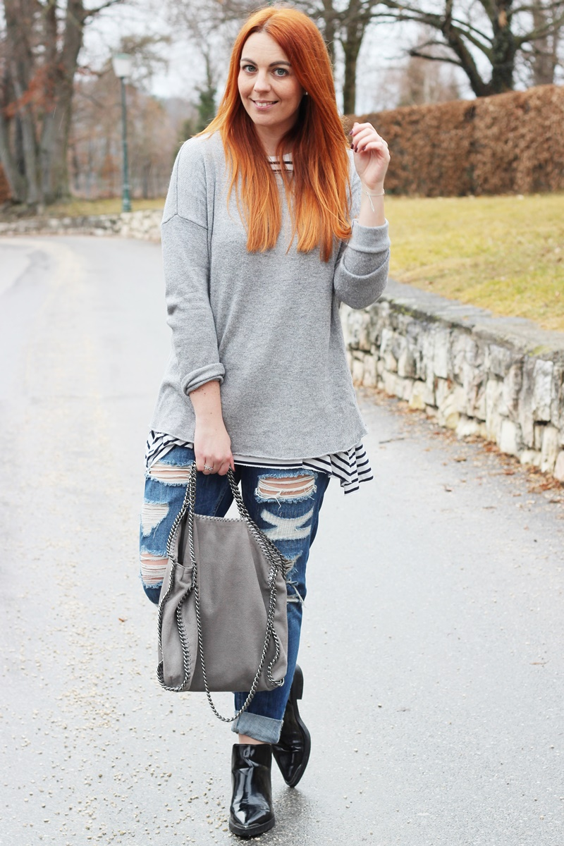 Rainy Days Outfit 1