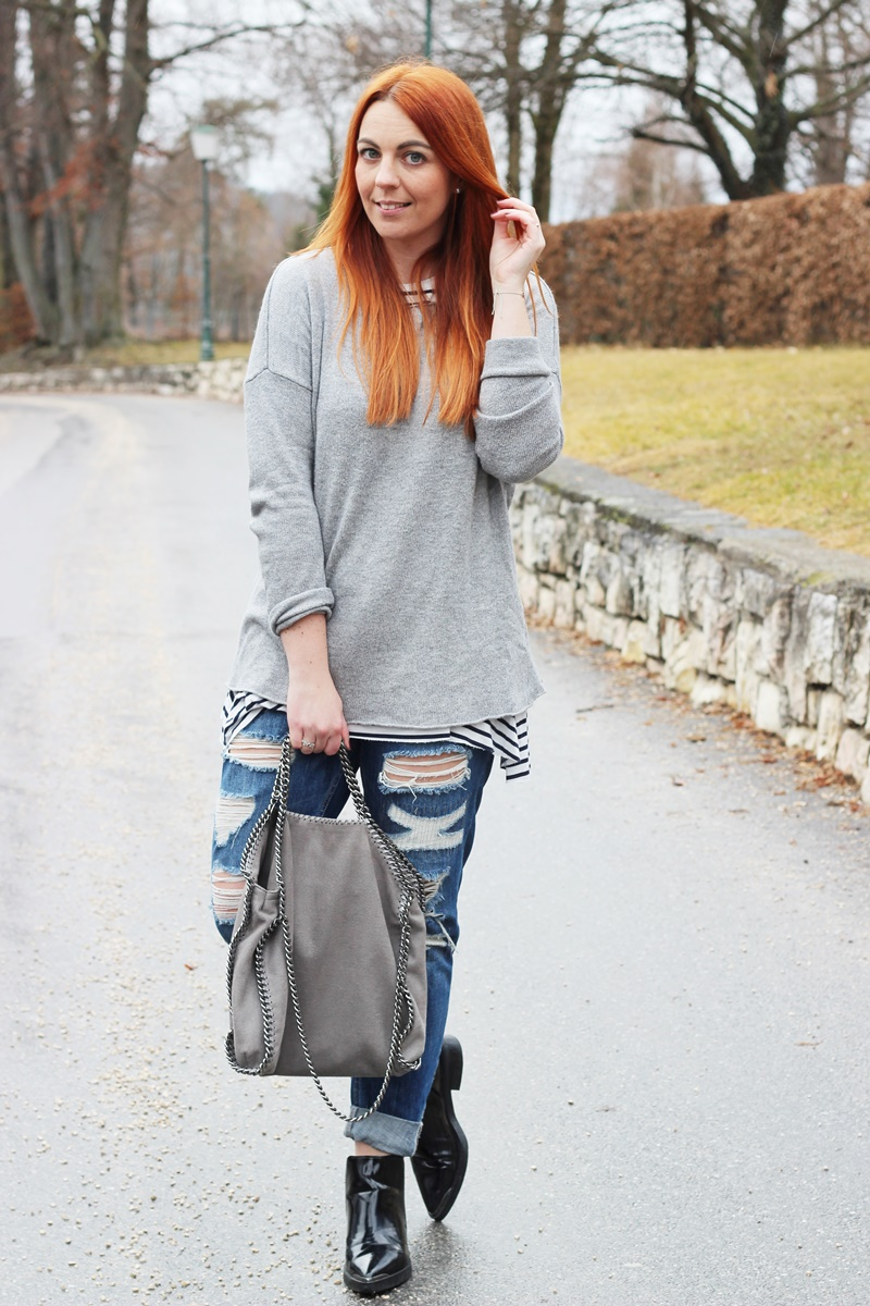 Rainy Days Outfit 2