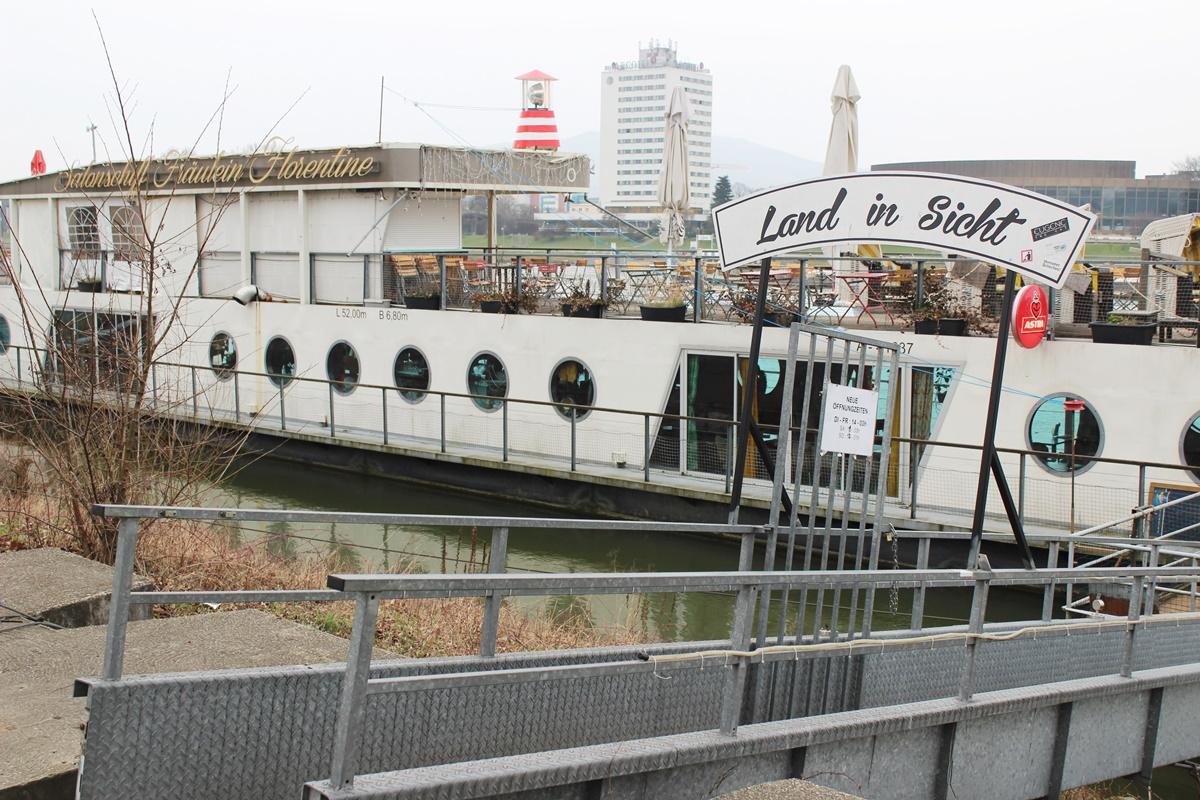 Linz Picks: Salonschiff Fräulein Florentine