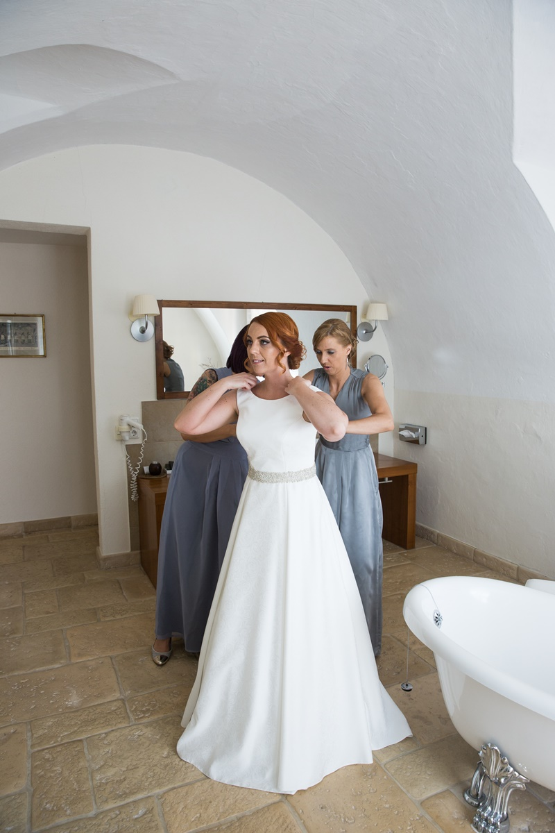 Gettin' Ready Wedding Schloss Mühldorf OÖ 15