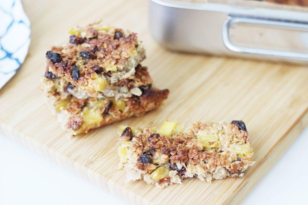 Recipe Homemade Granola Bar 6
