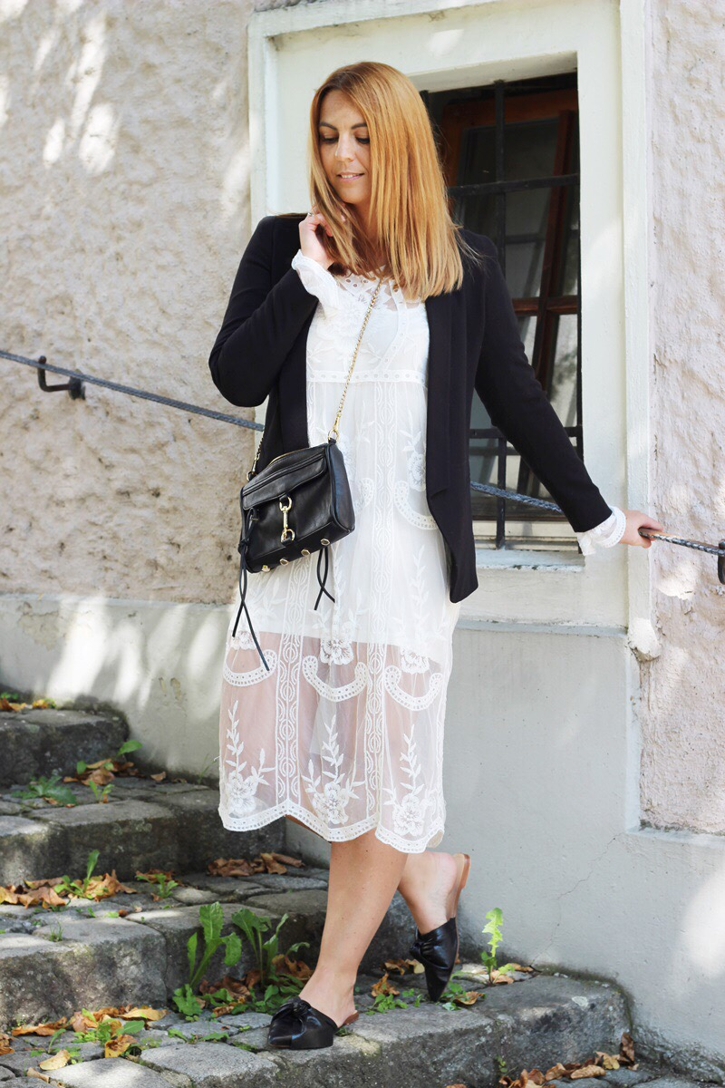 Lace Dress Outfit 12