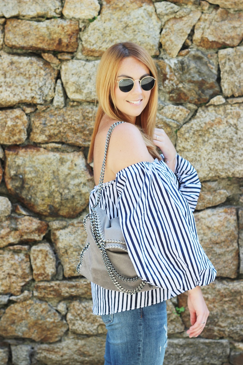 Stripes On Chicwish Outfit 10