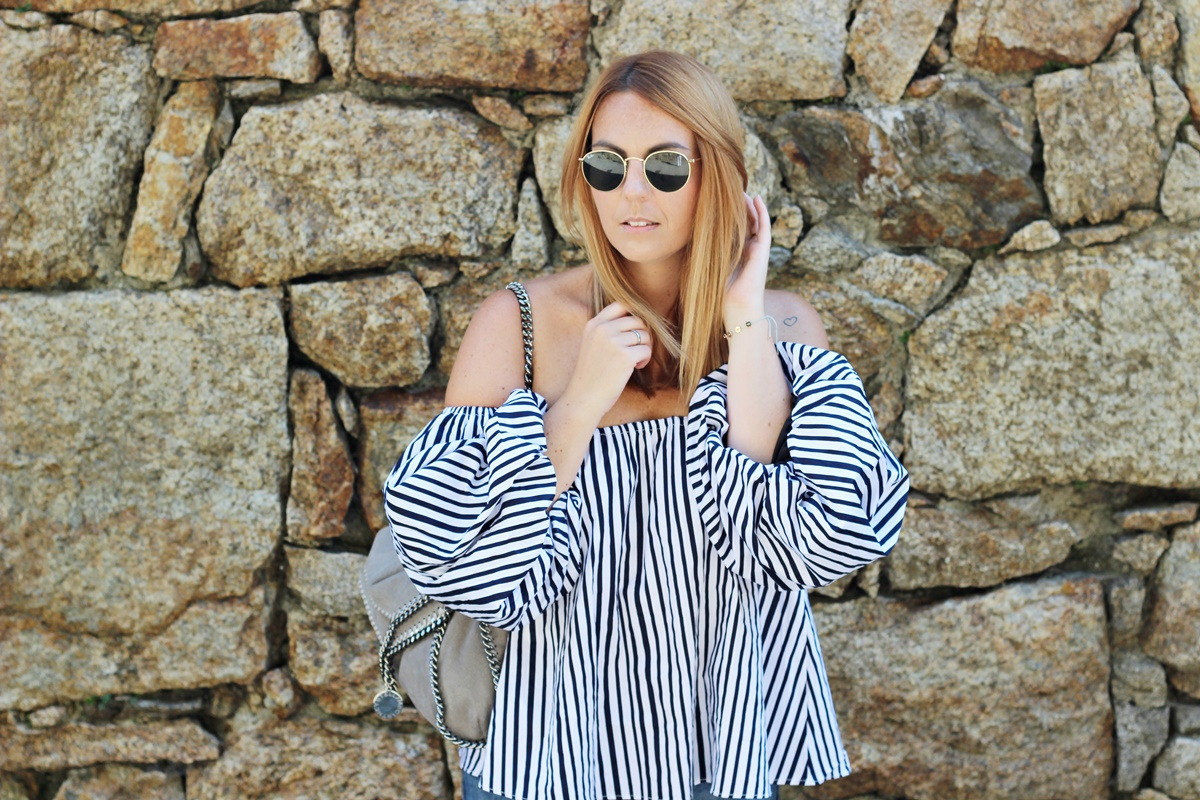 Stripes On Chicwish Outfit 13