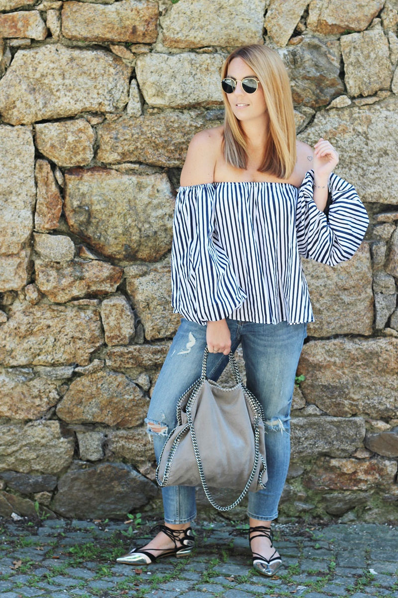Stripes On Chicwish Outfit 19