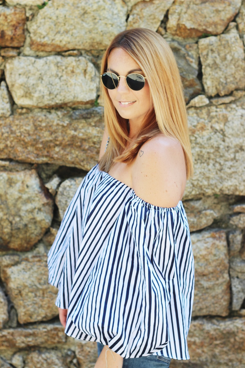 Stripes On Chicwish Outfit 23