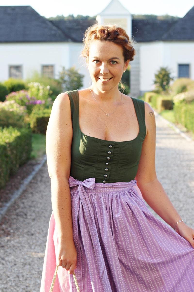 Blog Your Style Oktoberfest Attire Outfit Ausseer Dirndl 2
