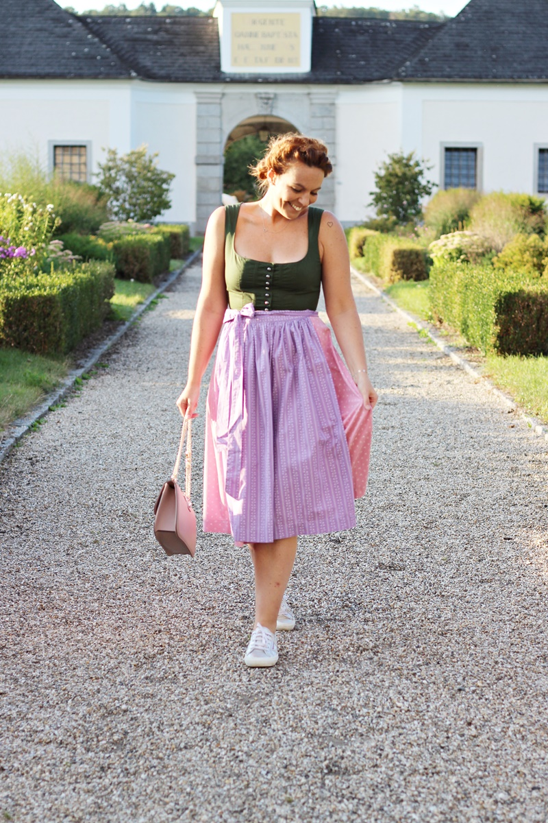 Blog Your Style Oktoberfest Attire Outfit Ausseer Dirndl 7