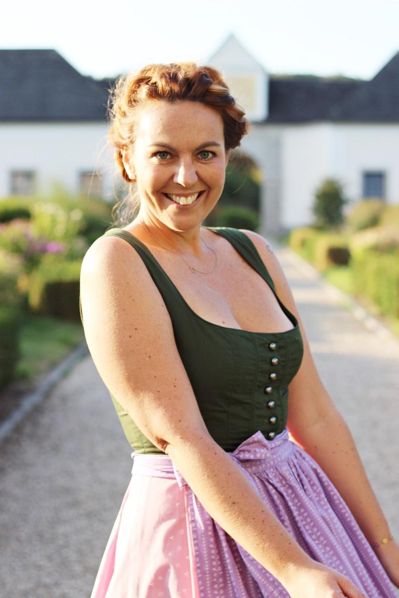 Blog Your Style Oktoberfest Attire Outfit Ausseer Dirndl 9