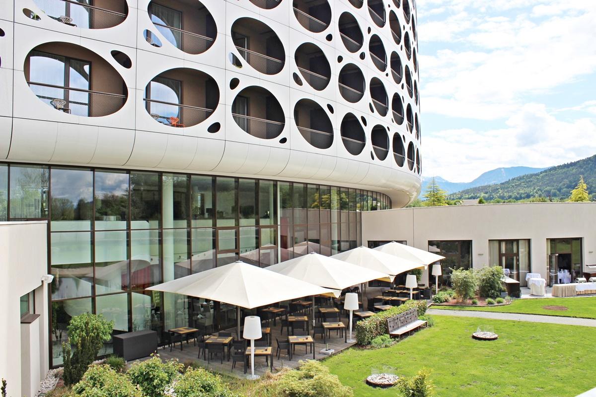 Hotel Review: Seepark Hotel, Klagenfurt