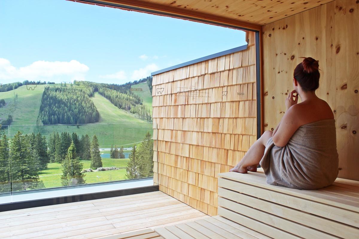 Urlaub auf höherer Ebene: Almwellness Hotel Pierer