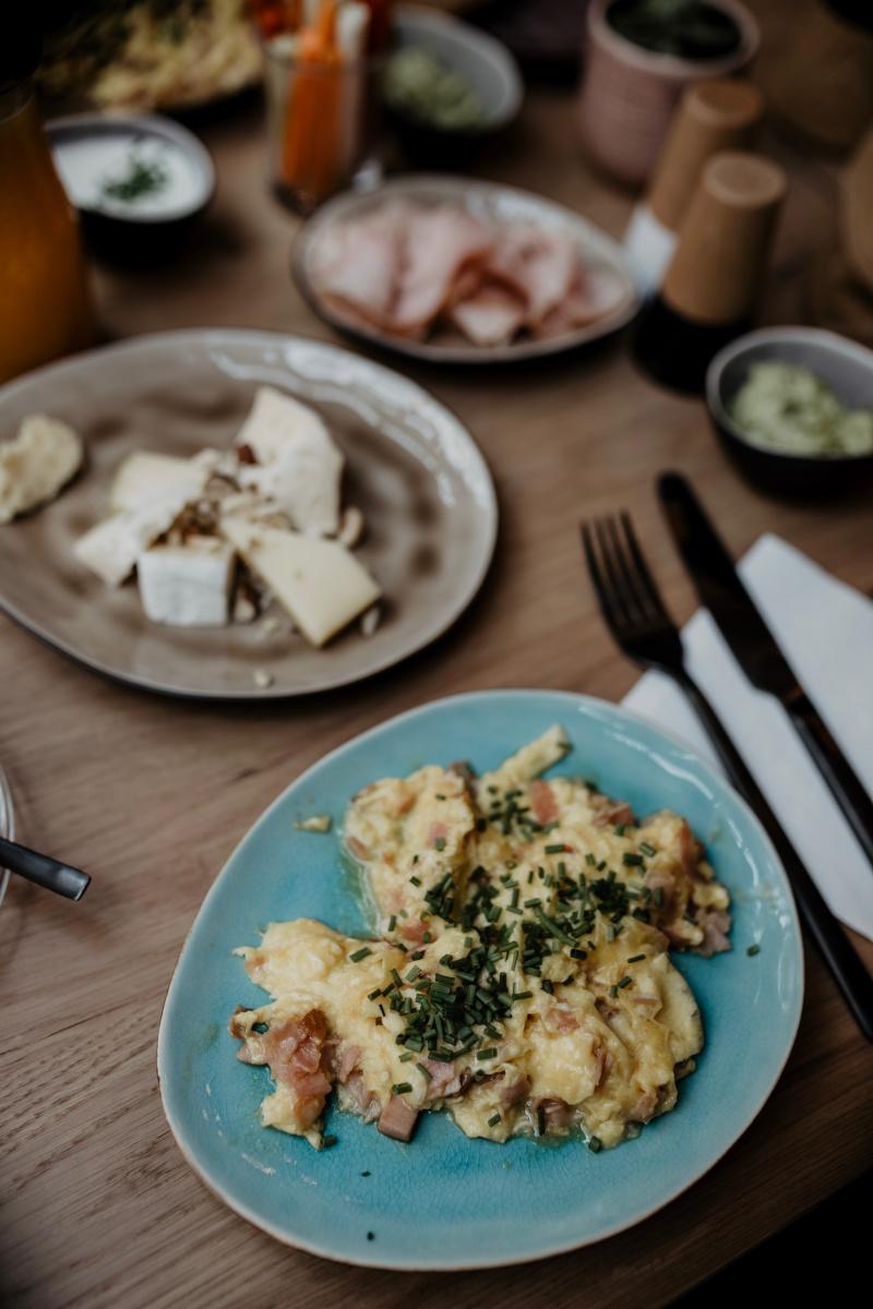 Frühstück im Café Frieda