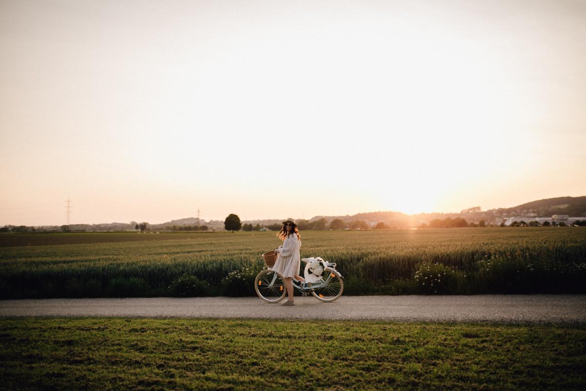 MEIN CITYBIKE VON KS CYCLING