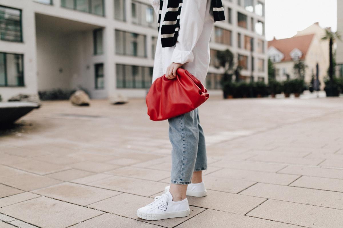 Weiße Sneaker – das Trend-Piece